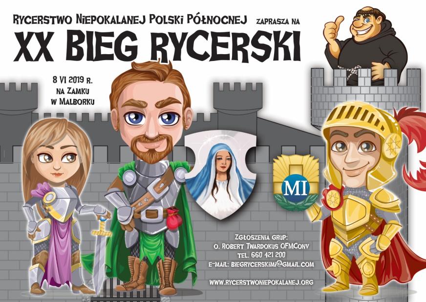 XX Bieg Rycerski