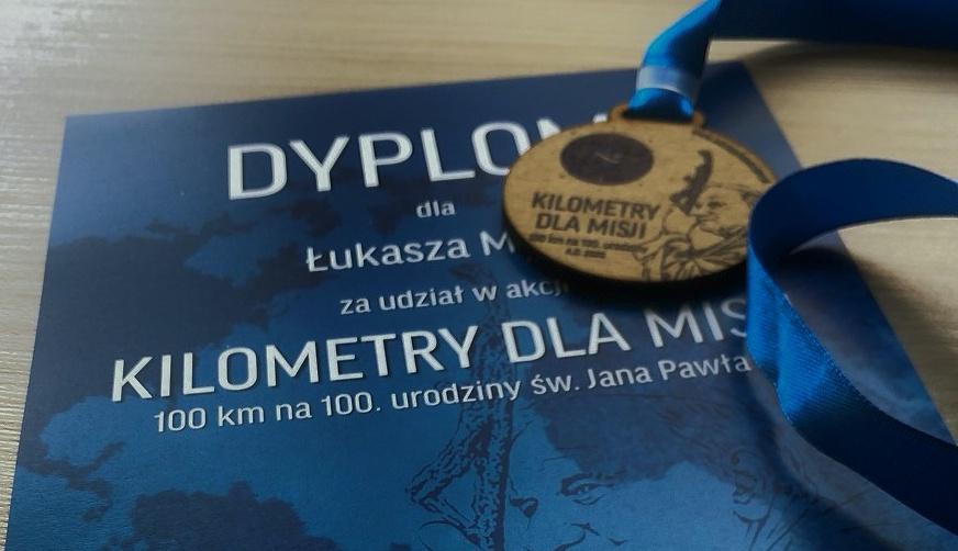 Kilometry dla misji
