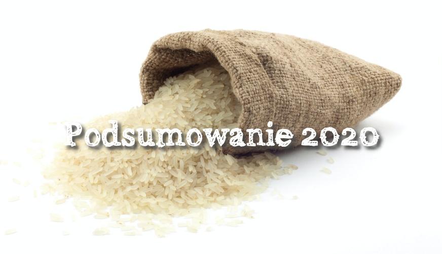 Woreczek ryżu 2020 – podsumowanie